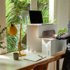 A photo of the MOJOSTAND portable and standing desk