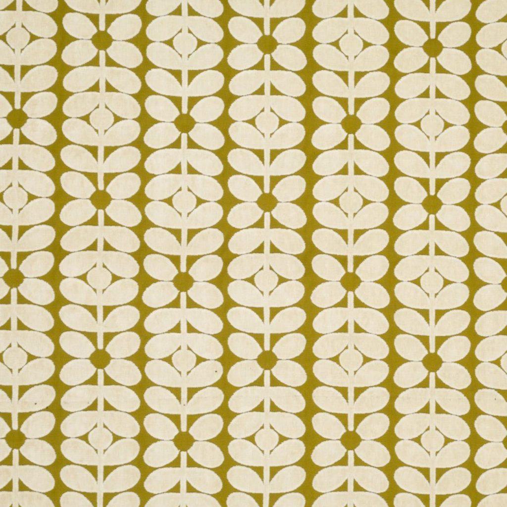 Velvet Sixties Stem Yellow