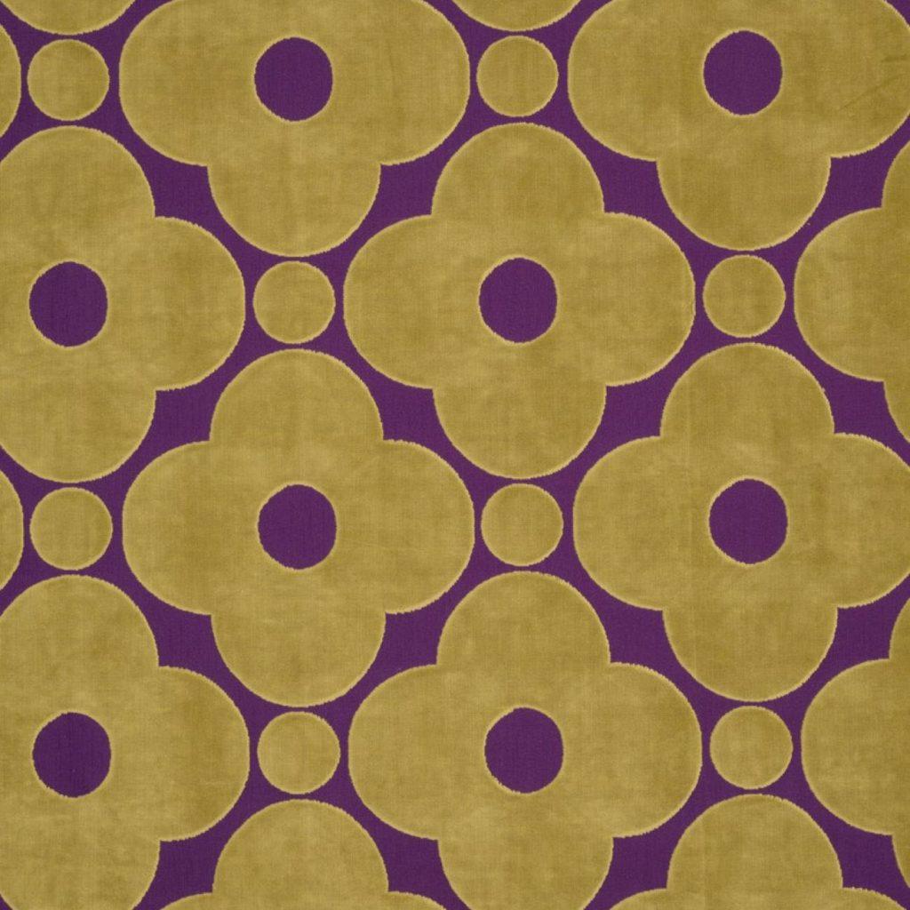 Velvet Spot Flower Purple