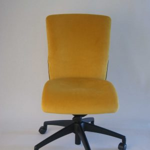 Orangebox upcycyled chair